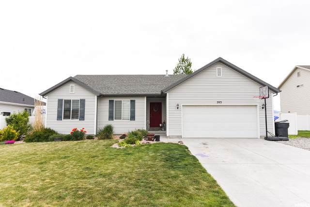 203 S East Ranch Rd E, Grantsville, UT 84029 (#1674785) :: Big Key Real Estate