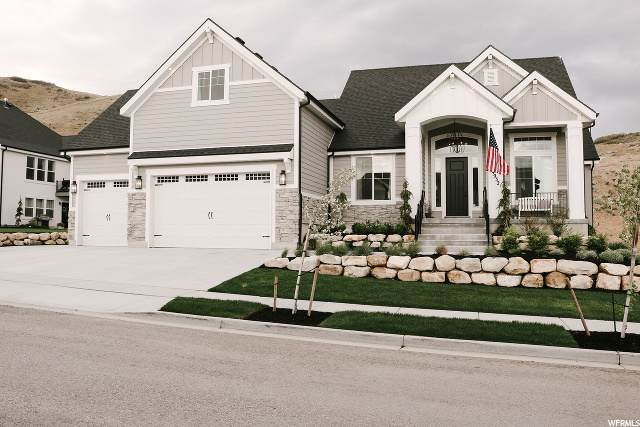 4932 N Vialetto Way, Lehi, UT 84043 (#1674844) :: The Fields Team