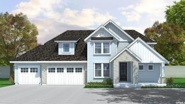 3786 S Rock Dr #204, Saratoga Springs, UT 84045 (#1674883) :: Big Key Real Estate