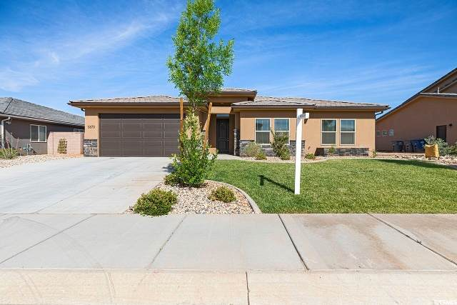 5870 S Kastra Ln, St. George, UT 84790 (#1674894) :: Colemere Realty Associates