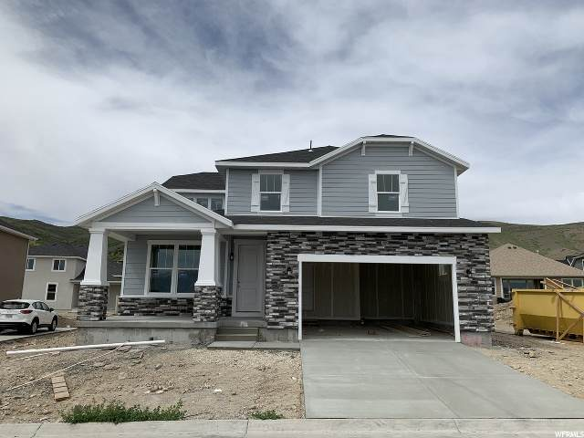 14882 S Lower Bend Dr #53, Herriman, UT 84096 (#1674905) :: The Fields Team