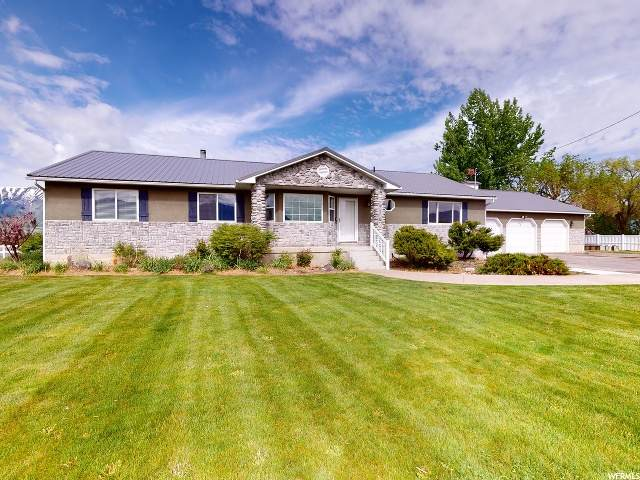 765 S 3200 W, Young Ward, UT 84339 (#1674925) :: Colemere Realty Associates