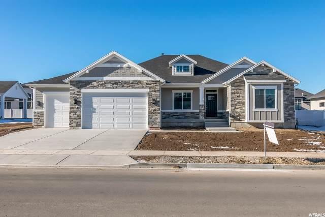 13286 S 3200 W, Riverton, UT 84065 (#1674937) :: Big Key Real Estate