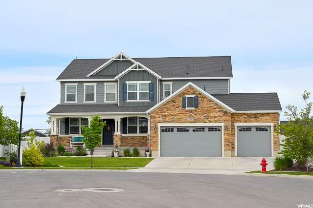 12039 S Sprout Cir W, Riverton, UT 84065 (#1674977) :: Big Key Real Estate