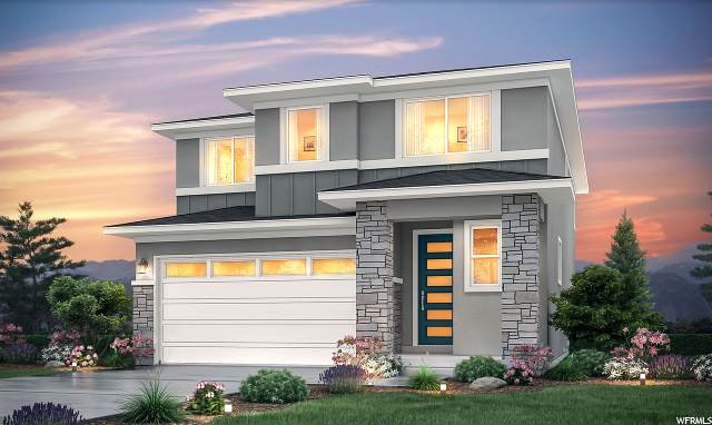 1666 W Rockaway Ln #43, West Jordan, UT 84084 (#1674980) :: Utah City Living Real Estate Group