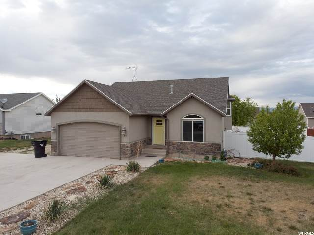 87 E 1875 S, Roosevelt, UT 84066 (#1674983) :: Big Key Real Estate