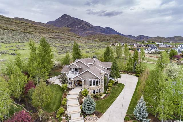603 E Dutch Country Ct, Midway, UT 84049 (#1675000) :: Red Sign Team