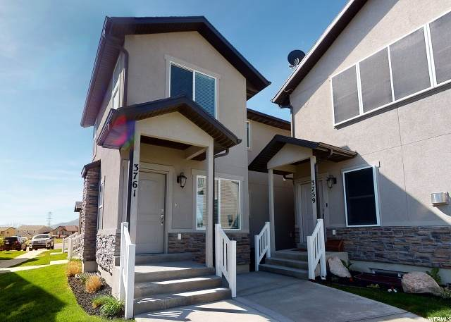 3761 E Cunninghill Dr N, Eagle Mountain, UT 84005 (#1675048) :: Red Sign Team
