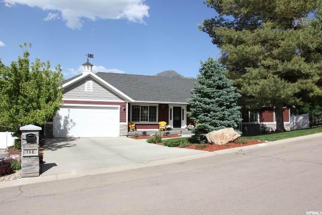 198 W Salem Hills Dr N, Elk Ridge, UT 84651 (#1675060) :: Bustos Real Estate | Keller Williams Utah Realtors
