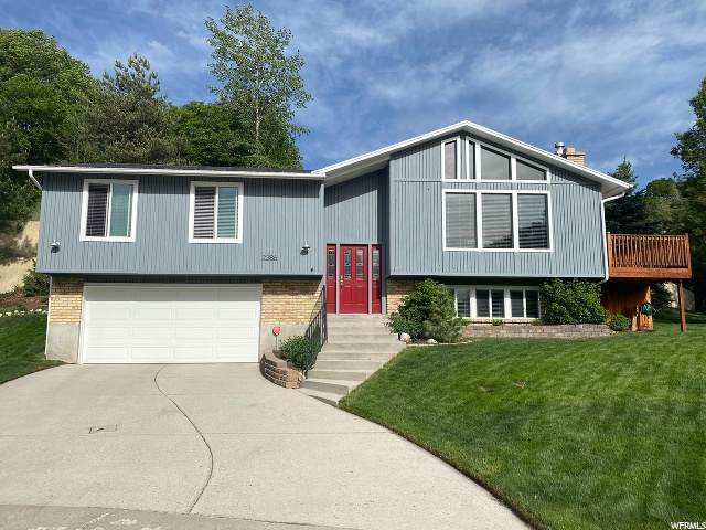 2386 E Aspen Hills Pl S, Sandy, UT 84092 (#1675092) :: Red Sign Team