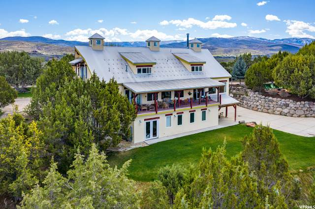 321 S 2400 E, Heber City, UT 84032 (MLS #1675111) :: Lookout Real Estate Group