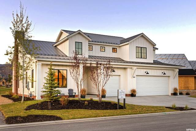 517 N Farm Ln #37, Midway, UT 84049 (#1675130) :: The Perry Group
