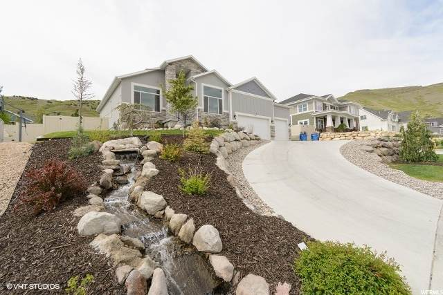 14993 S Aurora Vista Dr W, Herriman, UT 84096 (#1675165) :: The Perry Group