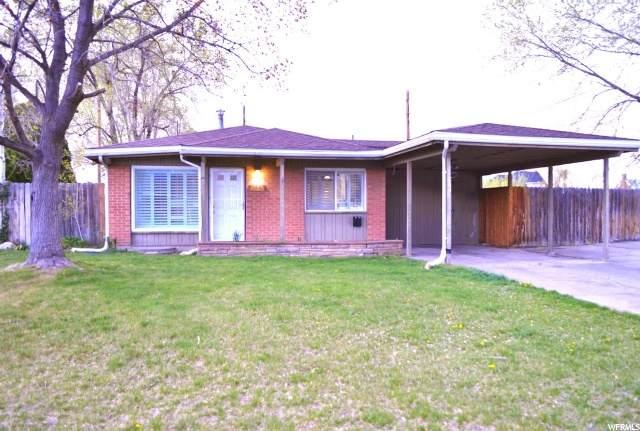 5948 S Starlite Dr, Salt Lake City, UT 84107 (#1675186) :: Big Key Real Estate