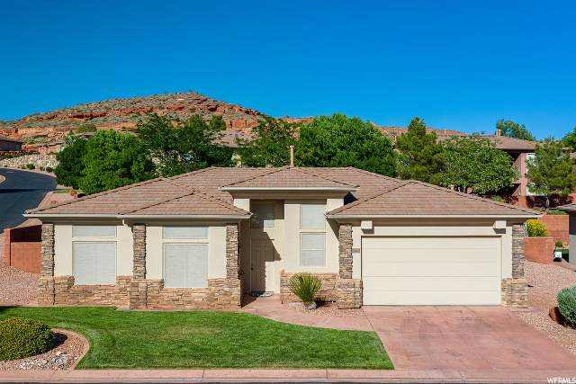1610 N Sonoran Dr, St. George, UT 84770 (#1675244) :: Colemere Realty Associates