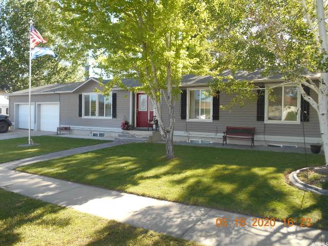 395 N Cedar View St E, Orangeville, UT 84537 (#1675253) :: Red Sign Team