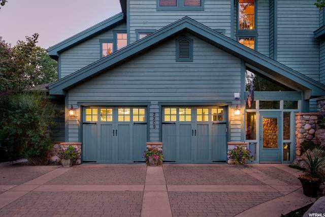 2209 Morning Star Dr, Park City, UT 84060 (MLS #1675368) :: Lookout Real Estate Group