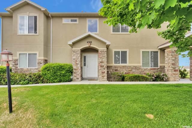 4748 W Oregon Trail Way S, Herriman, UT 84096 (#1675383) :: Big Key Real Estate