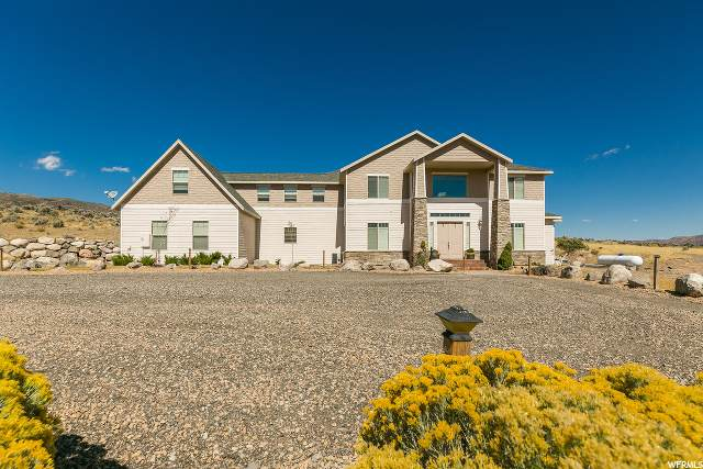 1500 N Ridge Rd, Wanship, UT 84017 (#1675442) :: Gurr Real Estate