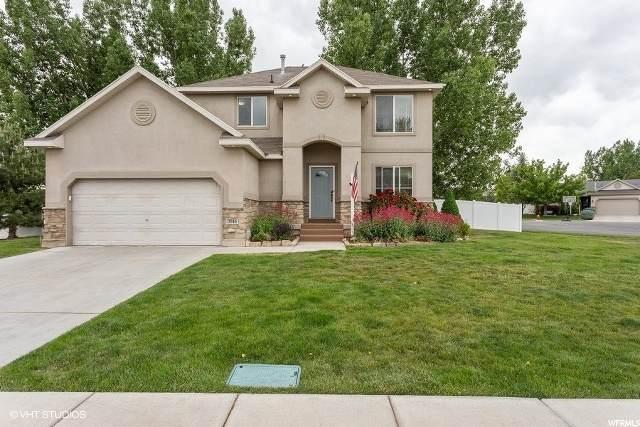 3516 W 1025 N, Layton, UT 84041 (#1675450) :: Bustos Real Estate | Keller Williams Utah Realtors