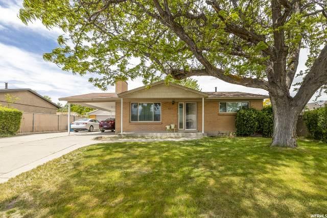 4868 S 3600 W, Taylorsville, UT 84129 (#1675453) :: Bustos Real Estate   Keller Williams Utah Realtors