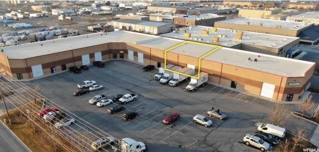 25 N 400 W #6, North Salt Lake, UT 84054 (#1675457) :: Colemere Realty Associates
