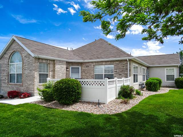 3271 S Abbey Glen Way W B, West Valley City, UT 84128 (#1675471) :: Colemere Realty Associates