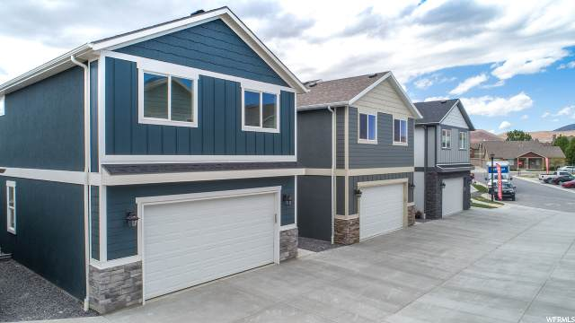 8687 N Pebble Aly H64, Eagle Mountain, UT 84005 (#1675473) :: Doxey Real Estate Group