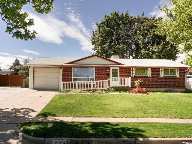 243 W 5200 S, Washington Terrace, UT 84405 (MLS #1675509) :: Lookout Real Estate Group