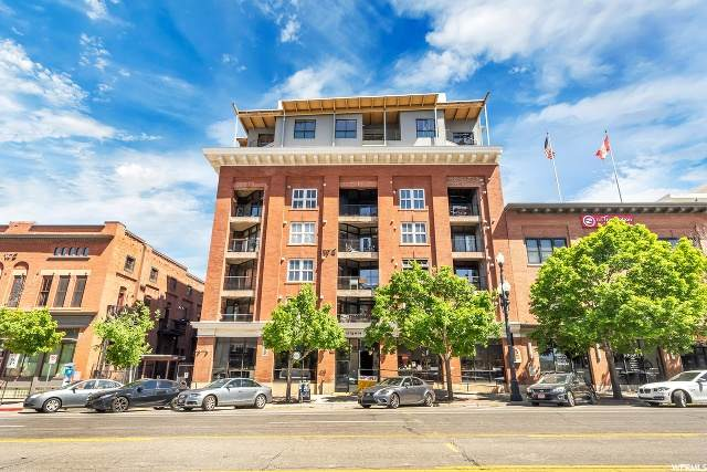 328 W 200 S #305, Salt Lake City, UT 84101 (#1675520) :: RE/MAX Equity