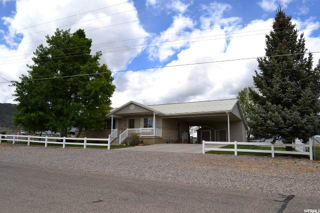 790 W 400 S, Fountain Green, UT 84632 (MLS #1675543) :: Lookout Real Estate Group