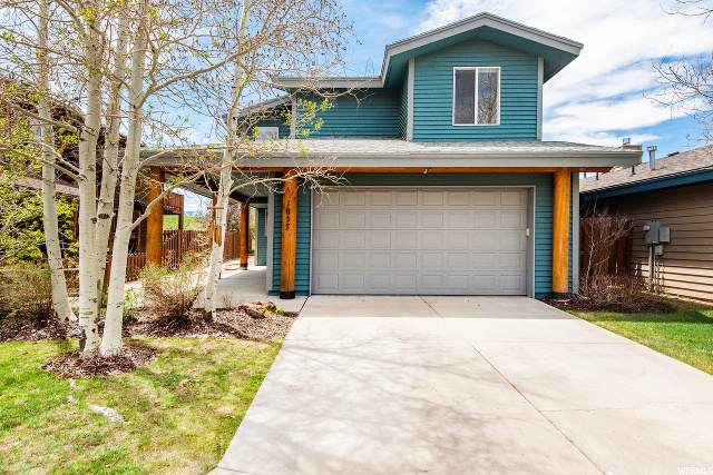 1057 Lincoln Ln, Park City, UT 84098 (MLS #1675553) :: High Country Properties