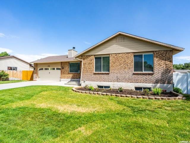1936 W Carriage Ave S, Riverton, UT 84065 (#1675554) :: Big Key Real Estate