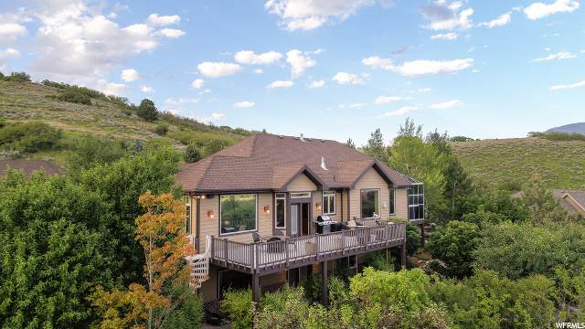 5530 W Mountain View Dr N, Mountain Green, UT 84050 (#1675561) :: Powder Mountain Realty