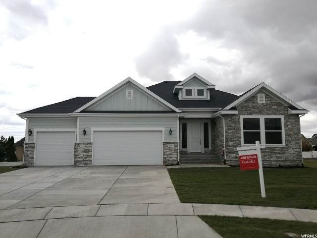 1892 W 75 S, Kaysville, UT 84037 (#1675568) :: REALTY ONE GROUP ARETE