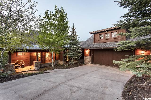8670 Ranch Club Ct, Park City, UT 84098 (#1675569) :: Red Sign Team
