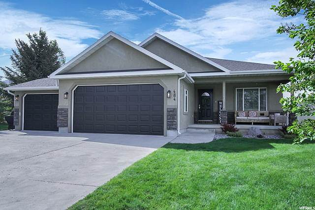 484 E 2720 N, North Logan, UT 84341 (#1675570) :: The Fields Team