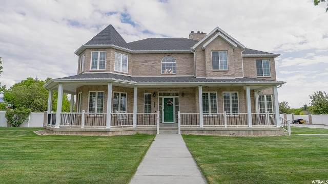 6039 W Bull River Rd, Highland, UT 84003 (#1675613) :: Berkshire Hathaway HomeServices Elite Real Estate