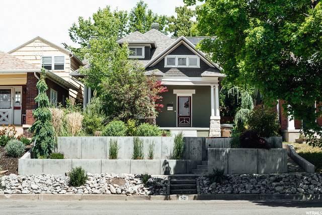 521 E 7TH Ave N, Salt Lake City, UT 84103 (#1675617) :: Colemere Realty Associates