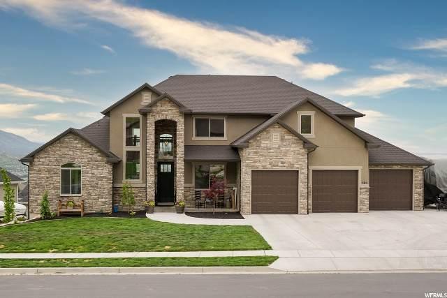 585 E 3725 N, North Ogden, UT 84414 (#1675619) :: Big Key Real Estate