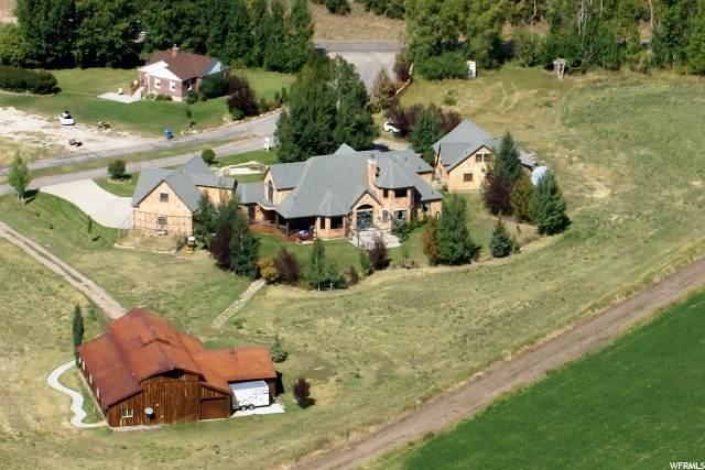 5750 N Franson L, Oakley, UT 84055 (MLS #1675634) :: High Country Properties
