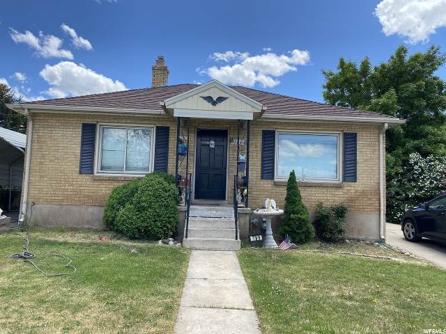 789 E 37TH St S, Ogden, UT 84403 (MLS #1675644) :: Lookout Real Estate Group