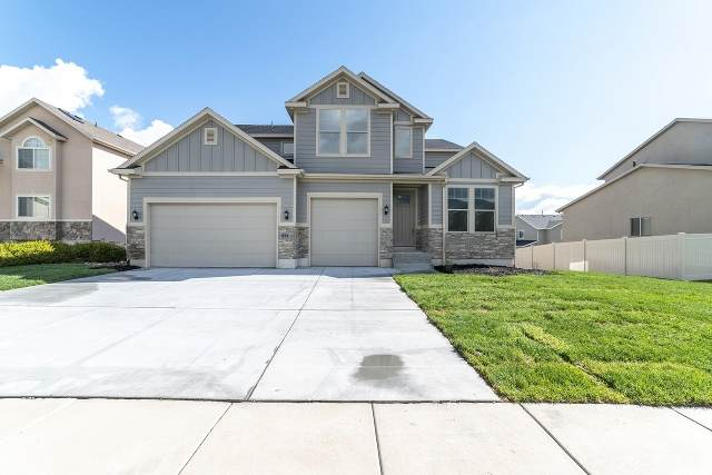 3113 S Hollow Way #5108, Saratoga Springs, UT 84045 (MLS #1675691) :: Lookout Real Estate Group