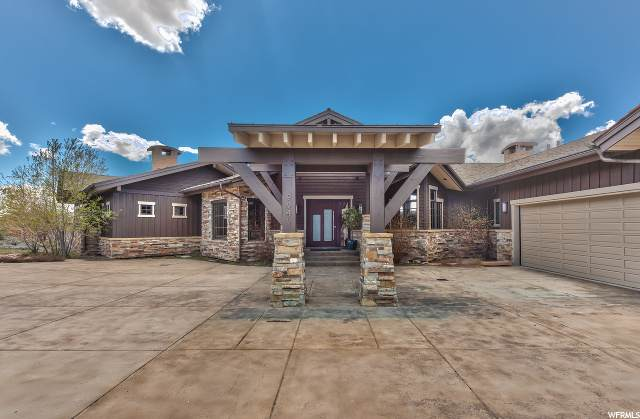 9945 N Timpanogos Cir, Heber City, UT 84032 (#1675706) :: Colemere Realty Associates