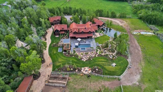 1401 W Two Creeks Cir, Park City, UT 84098 (#1675715) :: Big Key Real Estate