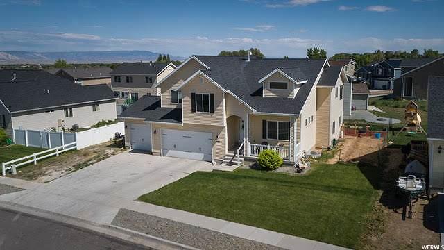 2983 W 350 S, Vernal, UT 84078 (#1675733) :: Big Key Real Estate