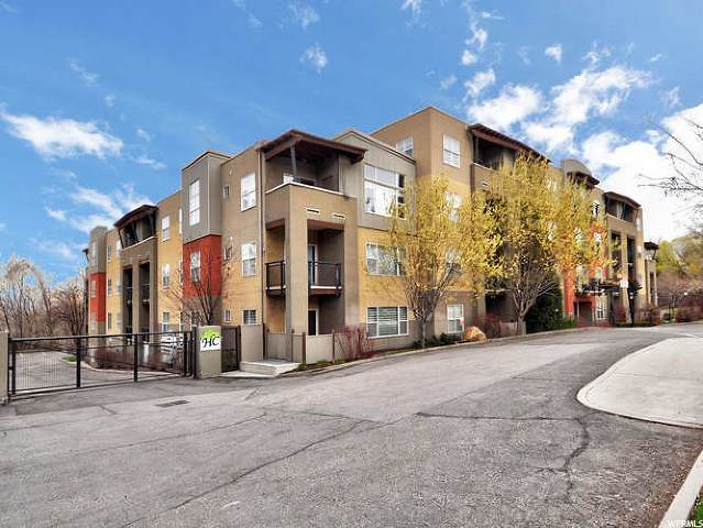 4340 S Highland Dr Dr #317, Holladay, UT 84124 (#1675749) :: Colemere Realty Associates