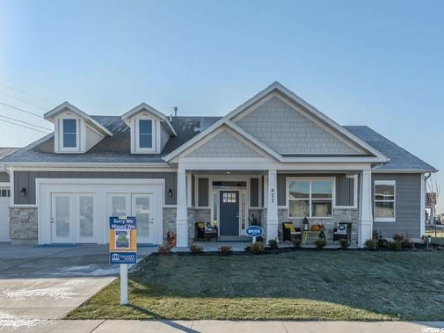 9154 S Plume Ct W #41, West Jordan, UT 84081 (#1675757) :: Gurr Real Estate