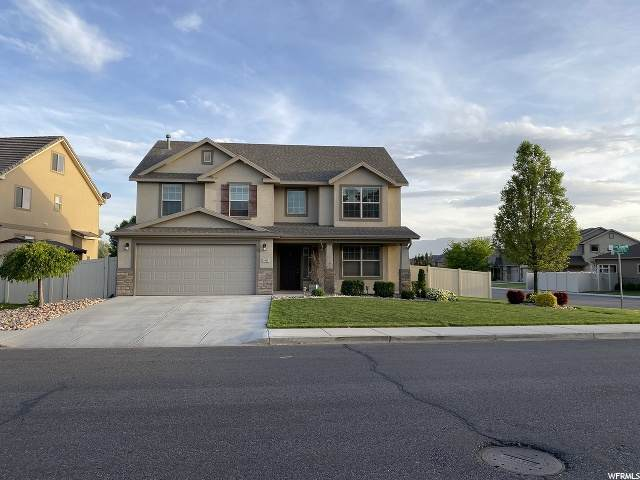 862 E Grey Goose Rd, Lehi, UT 84043 (#1675762) :: The Perry Group