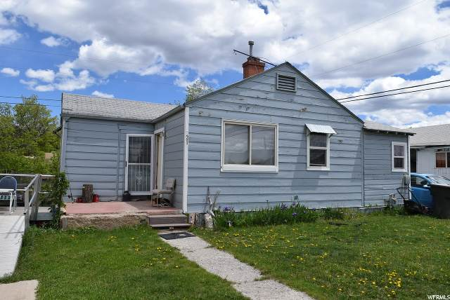 121 4TH W, East Carbon, UT 84520 (#1675764) :: Exit Realty Success